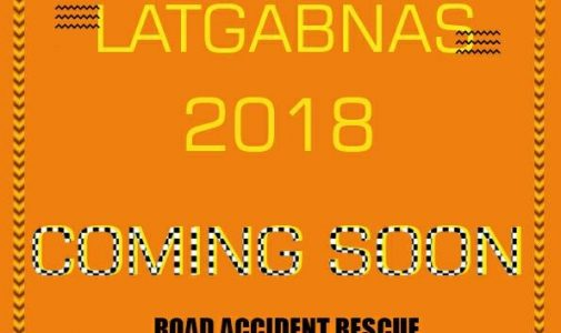 """COMING SOON Grand Event LATGABNAS 2018"""
