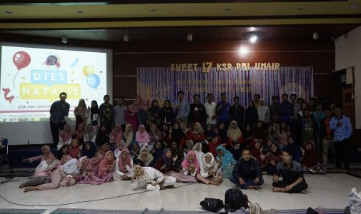 SWEET 17 KSR-PMI UNAIR